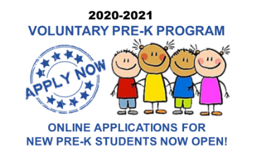 Pre-K Application